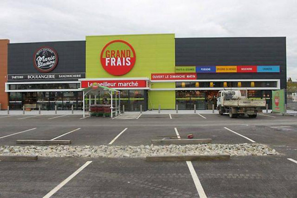 Magasin Grand Frais